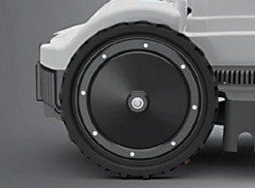 Ambrogio 4.0 basic hjul
